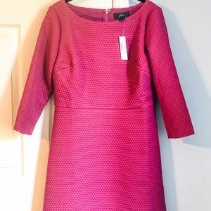 J.Crew Boatneck Sheath Dress perfect for work